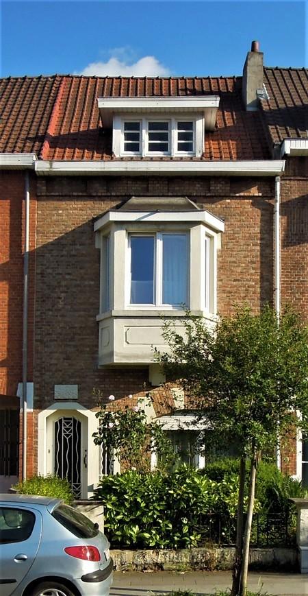 Avenue Jean Vanhaelen 34, Auderghem, élévation principale (© C. Dubois, photo 2020)