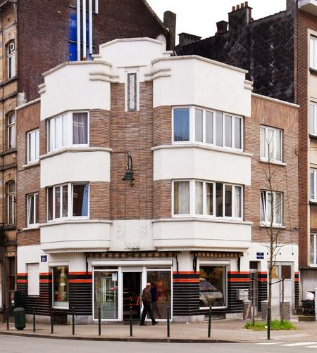 Avenue Prudent Bols 68 | Rue Léopold Ier 218, Bruxelles Laeken (photo ARCHistory/APEB © urban.brussels, photo 2017)