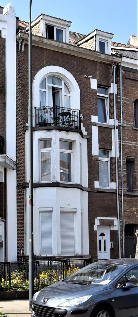 Rue Félix Sterckx 10, Bruxelles Laeken (photo ARCHistory/APEB © urban.brussels, photo 2018)