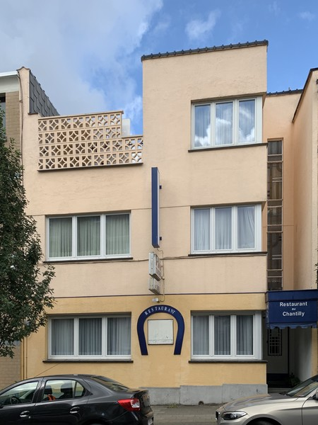 Avenue Prekelinden 161A, Woluwe-Saint-Lambert, élévation principale (© M. Minneci, photo 2020)