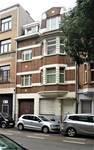 Rue Portaels 42-44, Schaerbeek (© C. Dubois, photo 2020)