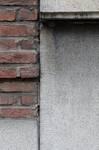 Rue Théodore Baron 24, Auderghem, détail de matériaux (© ARCHistory/APEB, photo 2020)