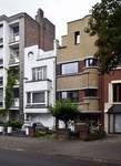 Avenue Coghen 61 et 59, Uccle, élévations principales (© ARCHistory/APEB, photo 2020)