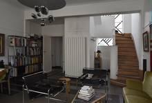 Rue de la Seconde Reine 5, Uccle, photo intérieur (© ARCHistory/APEB, photo 2020)