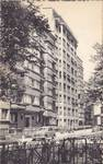 Place Constantin Meunier, Forest, photo ancienne (© Collection cartes postales Brussels Art Deco Society)