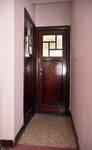 Avenue Mozart 25, Forest, portes premier étage (© ARCHistory/APEB, photo 2020)