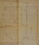 Ancien café-restaurant Au Solarium du Parc, devenu Auberge de la Pergola, avenue des Pagodes 445, Bruxelles Laeken, projet d'agrandissement, plan, AVB/TP 51367, 1936
