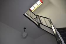 Avenue Coghen 28, Uccle, cage d'escalier, puits de lumière (© ARCHistory/APEB, photo 2020)