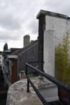 Avenue Coghen 68, Uccle, vue de la terrasse (© ARCHistory/APEB, photos 2020)