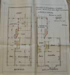 Avenue Prudent Bols 91, Bruxelles Laeken, construction d'une annexe, plans, AVB/TP 542.53, 1925