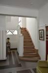 Rue de la Seconde Reine 5, Uccle, sol et cage d'escalier (© ARCHistory/APEB, photo 2020)