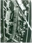 Campus du Solbosch vers 1930, le quartier de l'avenue de l'Université n'est pas encore bâti (© Archives ULB)