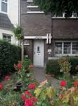Villa Mamy, avenue de la Poésie 17, Anderlecht, entrée (© ARCHistory/APEB, photo 2020)