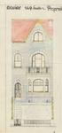 Avenue Jean Vanhaelen 24, Auderghem, élévation principale, ACAud./Urb. 3350, 1931