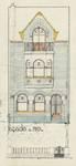 Avenue Jean Vanhaelen 26, Auderghem, élévation principale, ACAud./Urb. 3385, 1931