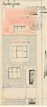 Avenue Jean Vanhaelen 32, Auderghem, élévation principale, ACAud./Urb. 3479, 1932