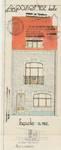 Avenue Jean Vanhaelen 34, Auderghem, élévation principale, ACAud./Urb. 3405, 1931