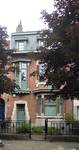 Rue du Cloître 71, Bruxelles Laeken, élévation principale (© C. Dubois, photo 2020)