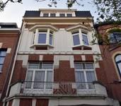 Rue Stuyvenbergh 40, Bruxelles Laeken, étages (photo ARCHistory/APEB © urban.brussels, photo 2018)