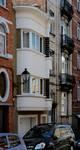 Rue de Fierlant 61, Forest, élévation (© ARCHistory/APEB, photo 2020)