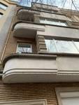 Rue Berkendael 92, Forest, détails façade (© M. Minneci, photo 2020)