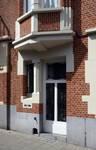 Rue des Augustines 97, Jette, entrée (© ARCHistory/APEB, photo 2020)