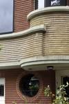 Avenue Coghen 59, Uccle, détail façade (© ARCHistory/APEB, photo 2020)