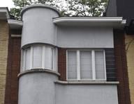 Rue Ernest Gossart 34, Uccle, deuxième étage (© ARCHistory/APEB, photo 2020)