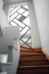 Rue de la Seconde Reine 5, Uccle, cage d'escalier (© ARCHistory/APEB, photo 2020)