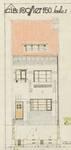 Avenue Jean Vanhaelen 22, Auderghem, élévation principale, ACAud./Urb. 3348, 1931