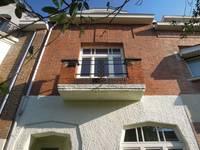 Avenue Jean Vanhaelen 28, Auderghem, balcon premier étage (© C. Dubois, photo 2020)