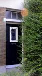 Avenue Jean Vanhaelen 30, Auderghem, porte d'entrée (© ARCHistory/APEB, photo 2020)