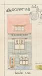 Avenue Jean Vanhaelen 36, Auderghem, élévation principale, ACAud./Urb. 3349, 1931
