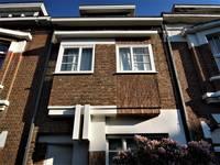 Avenue Jean Vanhaelen 38, Auderghem, premier étage (© C. Dubois, photo 2020)