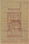 Avenue Jean Vanhaelen 31, Auderghem, élévation principale, ACAud./Urb. 4004, 1933
