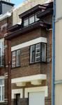 Rue Théodore Baron 24, Auderghem, logette (© ARCHistory/APEB, photo 2020)