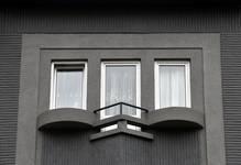 Rue du Mont Saint-Alban 8, Bruxelles Laeken, second étage (photo ARCHistory/APEB © urban.brussels, photo 2017)