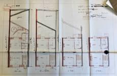 Rue Edmond Tollenaere 113, Bruxelles Laeken, plans, AVB/TP 53773, 1923