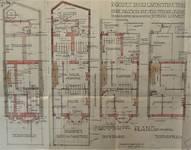 Rue Félix Sterckx 10, Bruxelles Laeken, plans, AVB/TP 37504, 1925