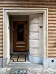 Rue Berkendael 92, Forest, porte d'entrée (© M. Minneci, photo 2020)