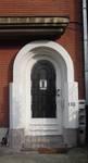 Avenue Charles Woeste 110, entrée (© C. Dubois, photo 2020)