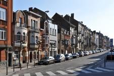 Avenue Léon Mahillon, côté impair (© ARCHistory/APEB, photo 2020)