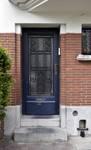 Avenue Coghen 32, Uccle, porte d'entrée (© ARCHistory/APEB, photo 2020)