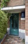 Avenue Coghen 32A, Uccle, porte d'entrée (© ARCHistory/APEB, photo 2020)