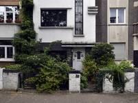 Avenue Coghen 68, Uccle, élévation rez-de-chaussée et premier étage (© ARCHistory/APEB, photo 2020)