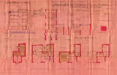 Avenue Prekelinden 161A, Woluwe-Saint-Lambert, élévations, coupe, plans, ACWSL/Urb. 4872, 1935