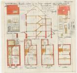 Avenue Jean Vanhaelen 42, Auderghem, élévations, coupe, plans, ACAud./Urb. 3376, 1931