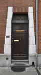 Rue Edmond Tollenaere 98, Bruxelles Laeken, entrée (© ARCHistory/APEB, photo 2020)