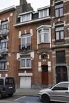 Rue Émile Delva 41, Bruxelles Laeken, élévation principale (© C. Dubois, photo 2019)
