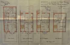 Rue Ernest Salu 73, Bruxelles Laeken, plans, AVB/TP 52990, 1925